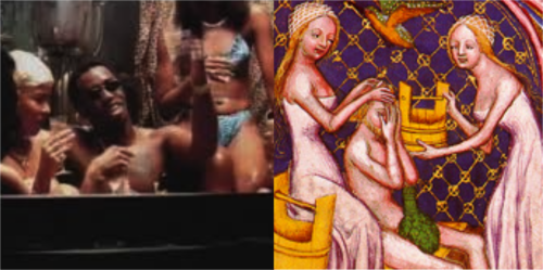 These hoes ain't loyal – on prostitutes and bad bitches in medieval and hip hopculture