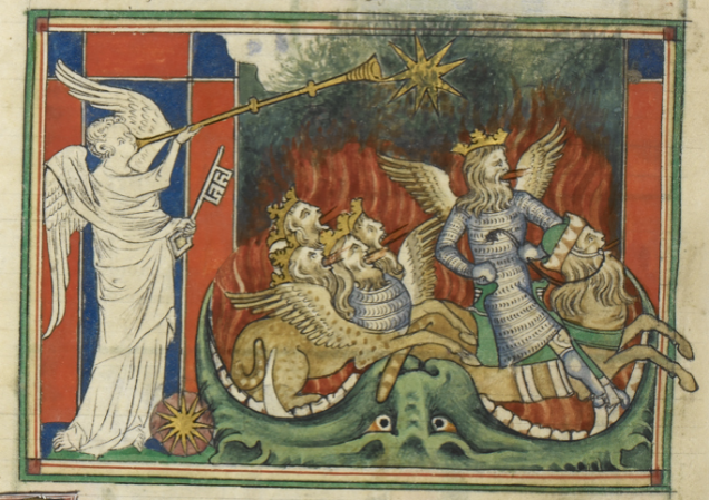 On Jerusalem and the Apocalypse, or, why you should be deeply unsettled rightnow