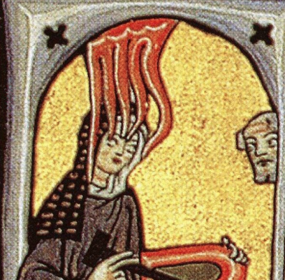 Considering bad motherfuckers: Hildegard of Bingen and Janelle Monáe