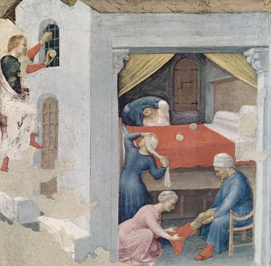 On St Nicholas