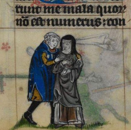 "On ""the way of carnal lust"", Joan of Leeds, and the difficulty of clerical celibacy"