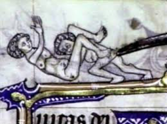 Podcast alert: Medieval sexuality on Tangentially Speaking
