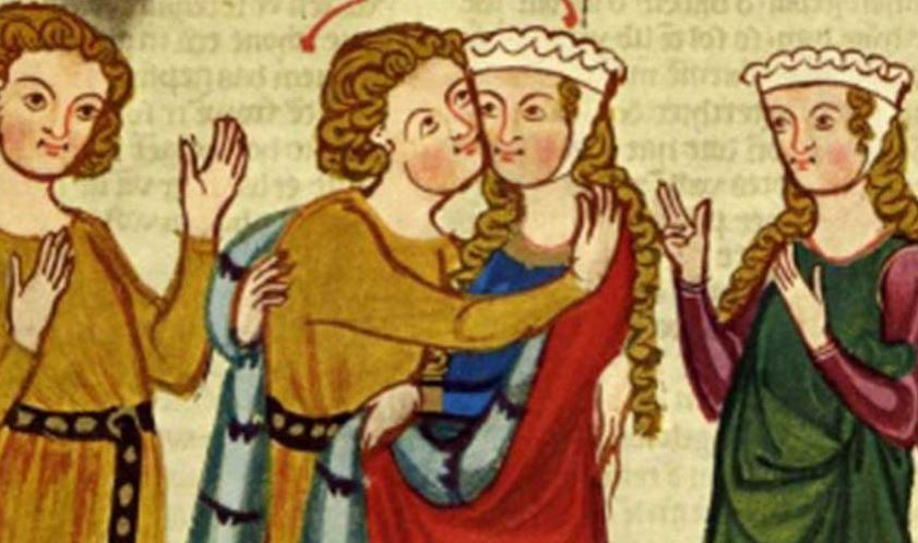 On courtly love and pick up artists