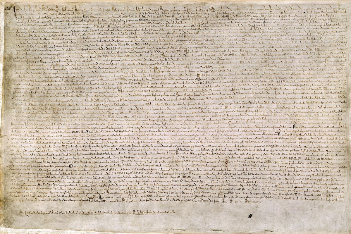 Magna Carta will not save us